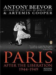 Paris After The Liberation 1944 1949 Book PDF