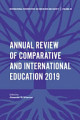 Annual Review of Comparative and International Education 2019