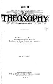 Theosophy: Volume 10
