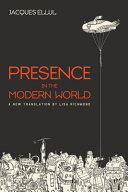 Presence in the Modern World PDF