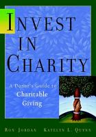 Invest in Charity PDF
