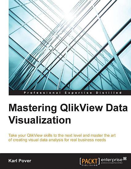 Mastering QlikView Data Visualization PDF