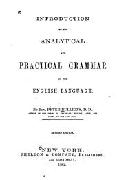Introduction to Analytical and Practical Grammar