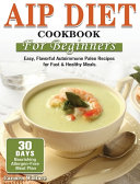AIP Diet Cookbook For Beginners PDF