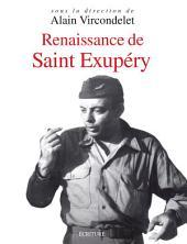 Renaissance d'Antoine de Saint Exupéry