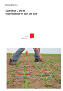 Estimating C and N Rhizodeposition of Peas and Oats
