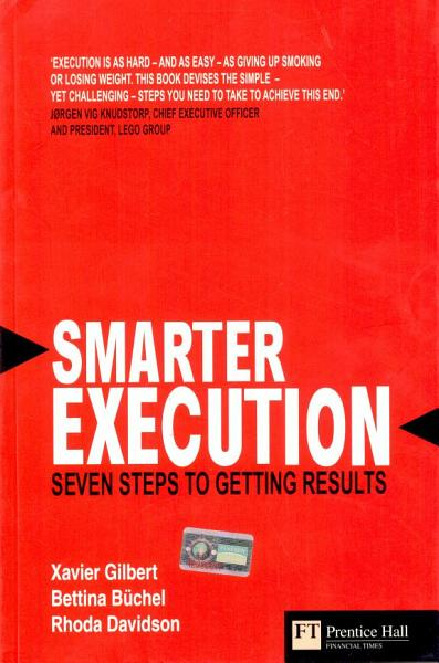 Download Smarter Execution Book