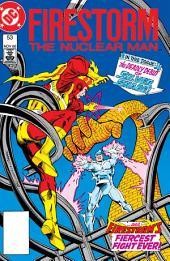 The Fury of Firestorm (1982-) #53