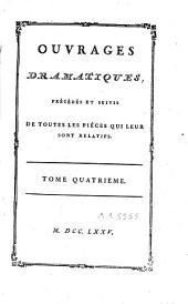 Oeuvres de Mr. de Voltaire: Volume5