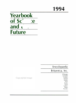 Yearbook of Science and the Future