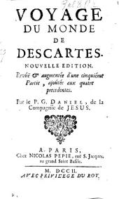 Voiage du monde de Descartes, etc. By Gabriel Daniel
