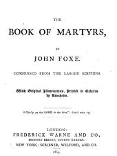 The Book of Martyrs