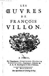 Oeuvres. (Nouvelle edition avec les remarques de Eusebe de Lauriere et une lettre a M. de +++ par le P. du Cerceau.)