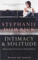 Intimacy   Solitude PDF