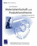 Materialwirtschaft und Produktionstheorie PDF