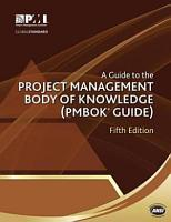 Guide to the Project Management Body of Knowledge  PMBOK   Guide    Fifth Edition PDF