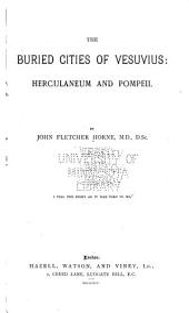 The Buried Cities of Vesuvius: Herculaneum and Pompeii