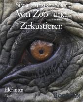Von Zoo- und Zirkustieren: Elefanten