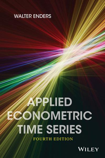 Applied Econometric Time Series 4th Edition
