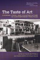 The Taste of Art PDF