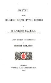 Essays and Lectures Chiefly on the Religion of the Hindus