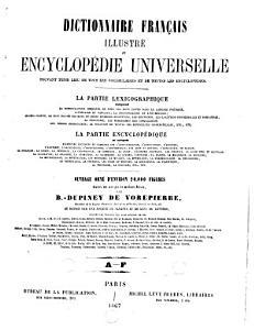 Dictionnaire fran  ais illustr   et encyclop  die universelle PDF