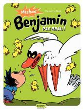 Méchant Benjamin – tome 2 - Pas beau !