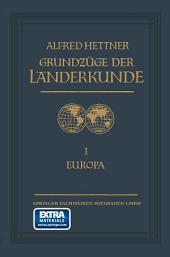 Grundzüge der Länderkunde: Ausgabe 4