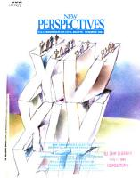 New Perspectives PDF