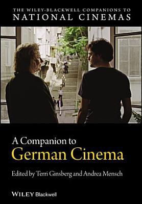 A Companion to German Cinema PDF