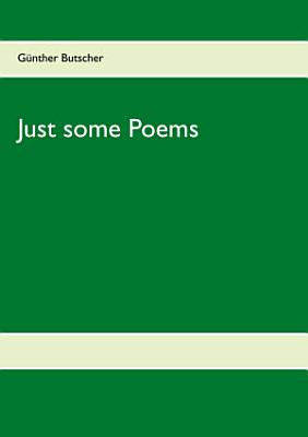 Just some Poems PDF