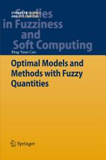 Optimal Models and Methods with Fuzzy Quantities PDF