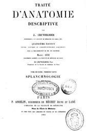 Traité d'anatomie descriptive: Volume2