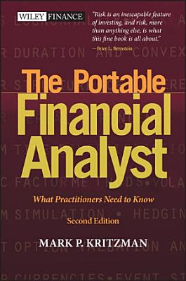 The Portable Financial Analyst PDF