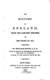 Universal History, Ancient and Modern: From the Earliest Records of Time, to the General Peace of 1801, Volume 19