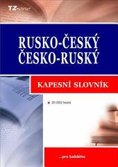 Rusko-český/ česko-ruský kapesní slovník