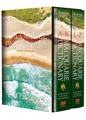 Macquarie Dictionary Seventh Edition PDF
