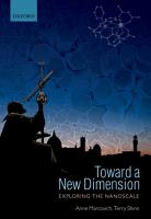 Toward a New Dimension PDF
