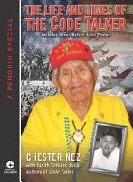 The Life and Times of the Code Talker PDF