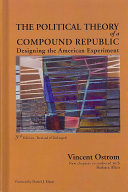 The Political Theory of a Compound Republic PDF