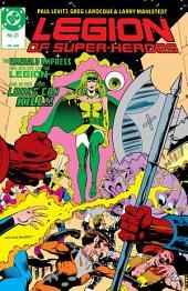 Legion of Super-Heroes (1984-) #21