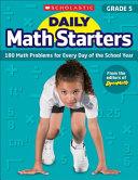 Daily Math Starters  Grade 5 PDF