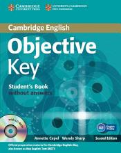 Objective Key for Schools Pack Without Answers  Student s Book with CD ROM and Practice Test Booklet  PDF
