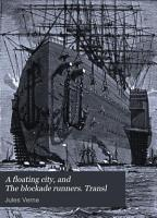 A floating city  and The blockade runners  Transl PDF