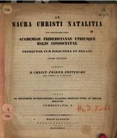 De Jesuitarum machinationibus Halensis theologi opera ad irritum redactis: commentatio