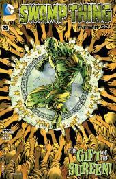 Swamp Thing (2011-) #29