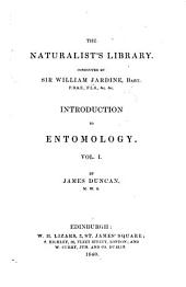 The naturalist's library: Volume 1