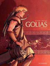 Golias - tome 1 - Le roi perdu