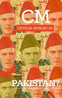 Critical Muslim 4 PDF