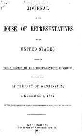 Journal of the House of Representatives of the United States: Volume 37, Issue 3